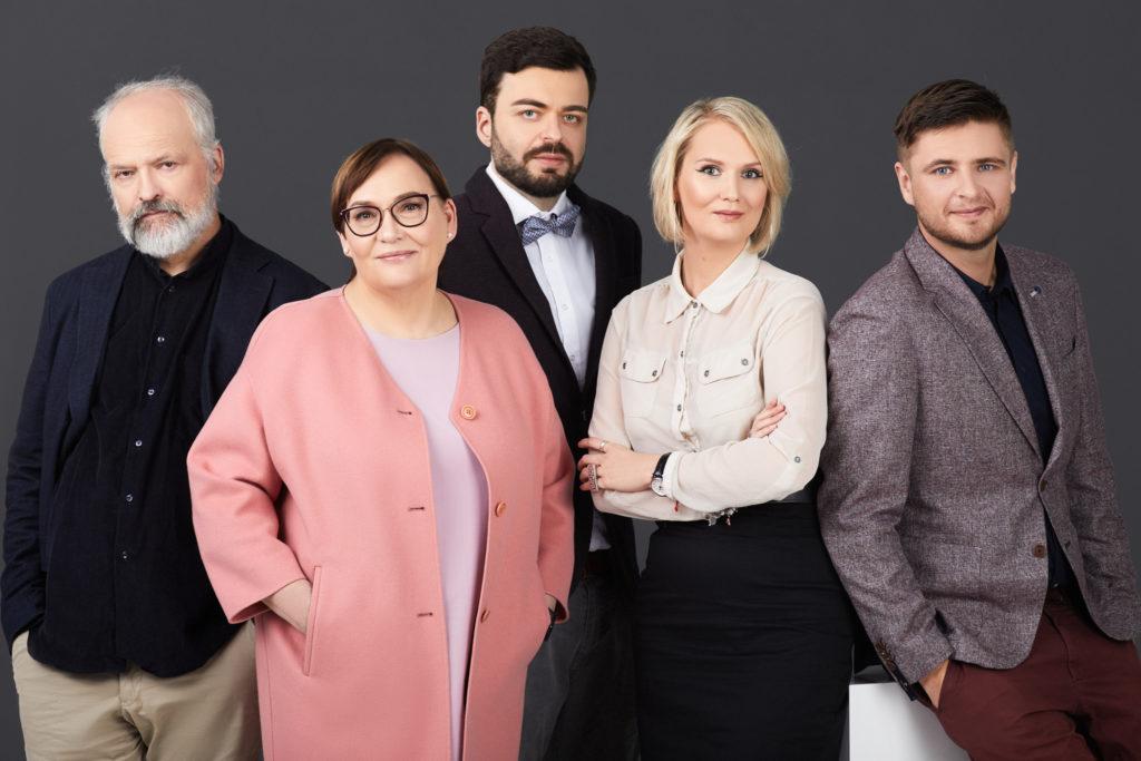Europos Žinios komanda