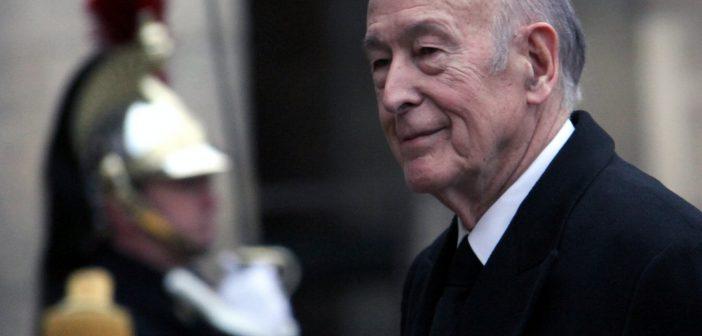 Valery Giscard d'Estaing (1926 - 2020)